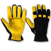 Safety Wear Leather Gloves