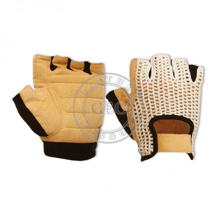 Amara Leather Cycle Gloves