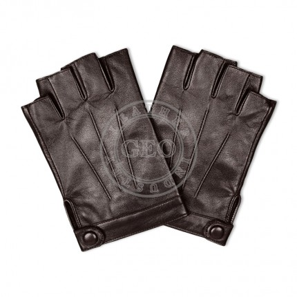 All Genuine Goat Leather Cycle Gloves
