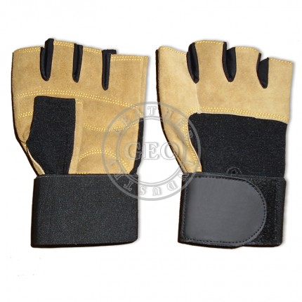 Power Fitness Weight Lifting Gloves