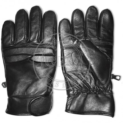 Racing Team Motorcycle Cheap Price Winter Sheep Leather Gloves