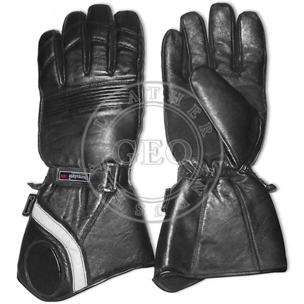 Racing Team 2017 Collection / Motorcycle Cheap Price / Winter Sheep Leather Gloves
