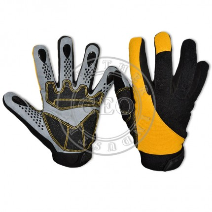 Tools Industrial Safety Heavy Duty Mechanics Gloves
