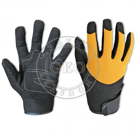 Hands Protection Safety Mechanics Gloves